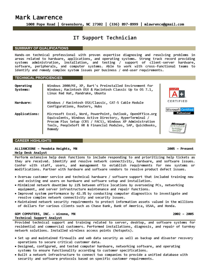 computer repair technician resume live chat example resume With resume help online chat